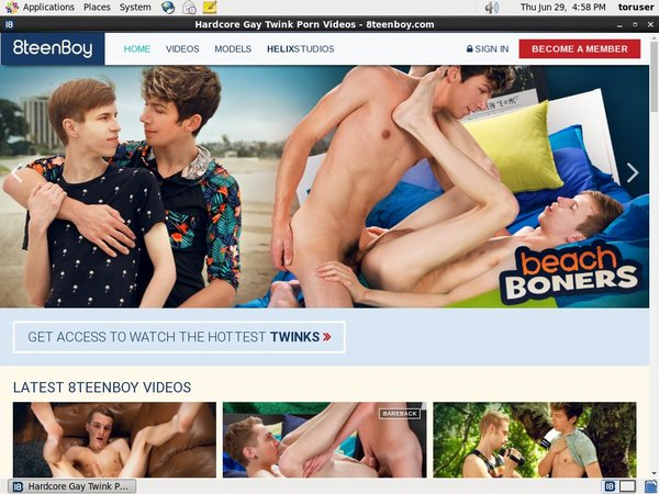 8 Teen Boy Join Now