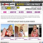 Ashley Sage Ellison Cams