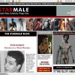 Starmale Home Page