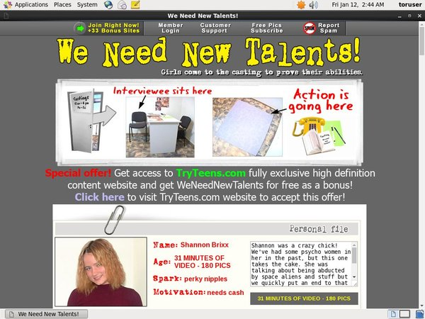 Weneednewtalents Mobile
