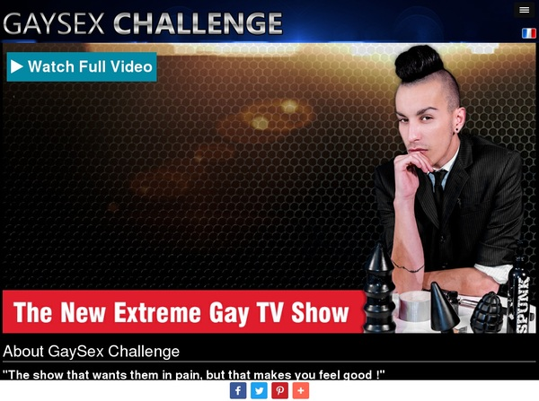 Gay Sex Challenge With Westbill