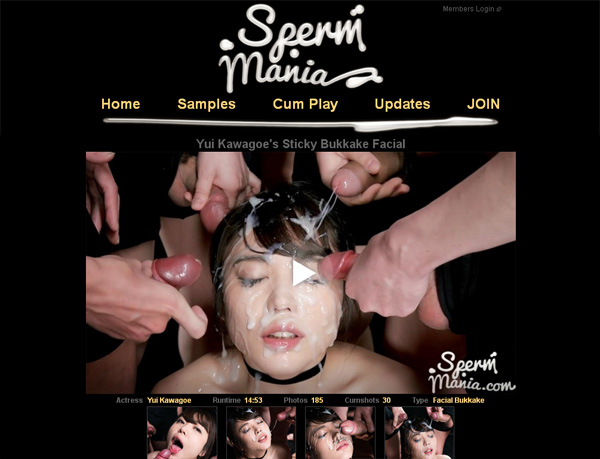 Sperm Mania Join By Phone