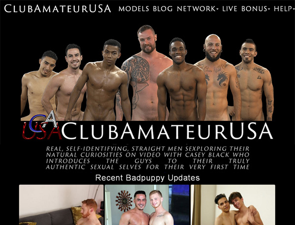 Clubamateurusa Account List