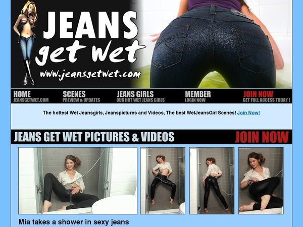 Video Jeans Get Wet Free