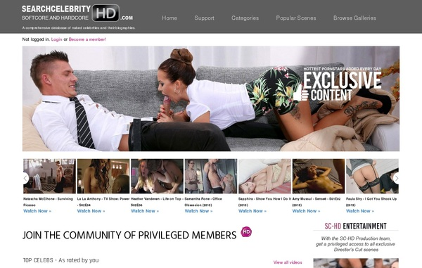 Free Search Celebrity HD User And Pass