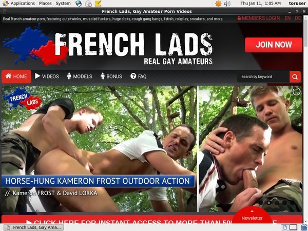 Frenchlads.com Verotel Discount