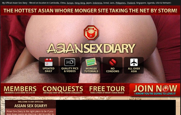 Try Asian Sex Diary For Free