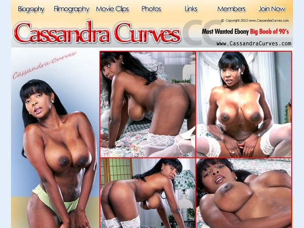 Cassandra Curves Sign