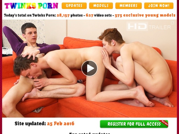 Free Account Of Twinks Porn